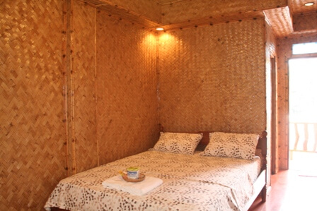 Amphibiko Resort Over Looking Room