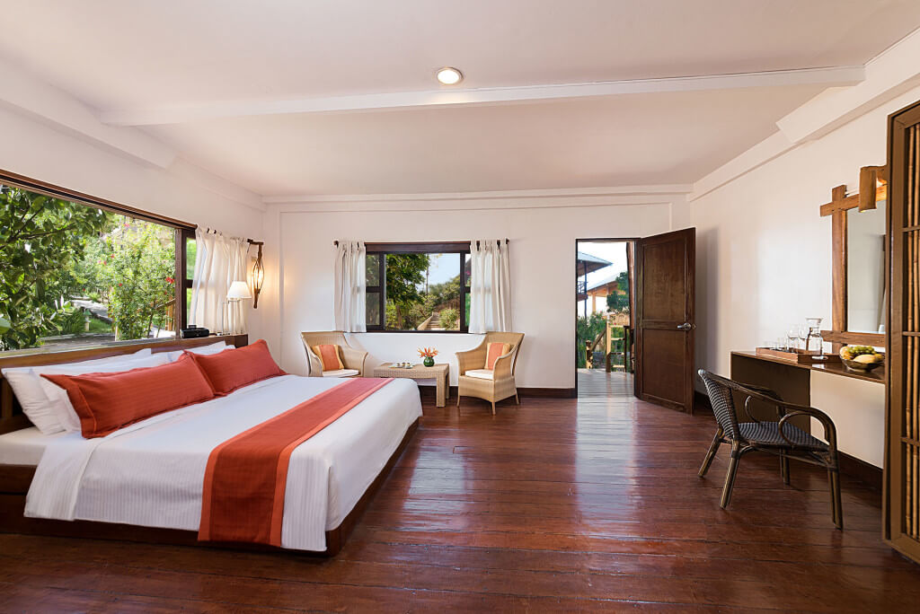 Garden View / Club Paradise Hotel